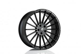 Hamann Anniversary Evo Black Line Wheels