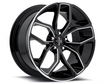 Outcast F150 Wheels