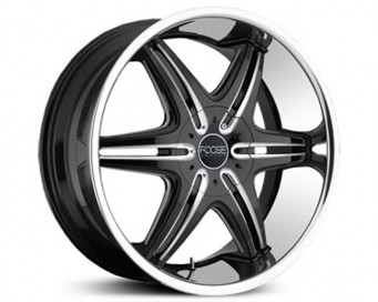 Pinnacle F142 Wheels