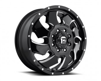 FUEL Dually Series Wheels