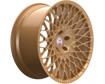 HRE Wheels Vintage Series Monoblok Wheels