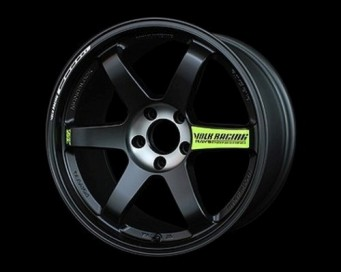 Volk Racing TE37Sl Black Edition II Wheels