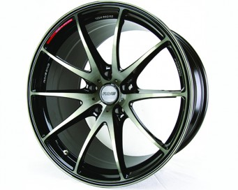 Volk Racing G25 D-BK Wheels