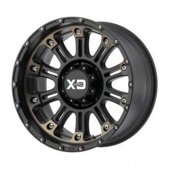 XD Series Hoss 2 Wheels