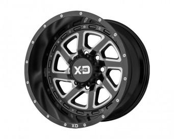 XD833 Recoil