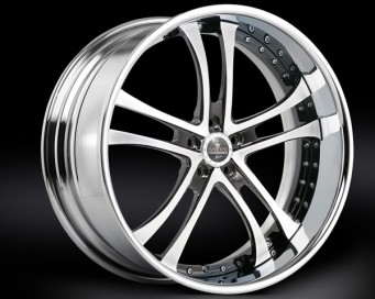 Savini XLT SV21S Wheels