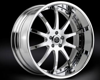 Savini XLT SV26S Wheels