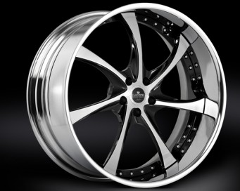Savini XLT SV31S Wheels