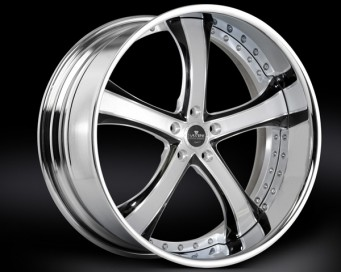 Savini XLT SV33S Wheels