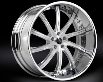 Savini XLT SV37S Wheels