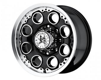 American Outlaw Patrol Wheels