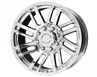 American Outlaw Spur Wheels