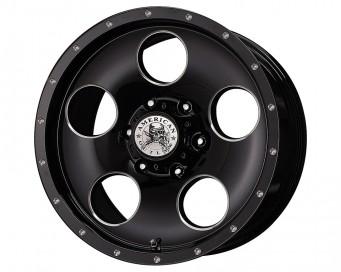 American Outlaw Grit Wheels