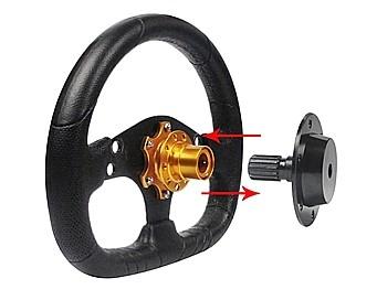 Steering Wheel Quick Release