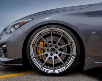 SSR Executor CV01 Super Concave Wheels