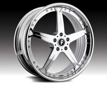 Forgiato Quinto Wheels