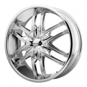 KMC Splinter Wheels