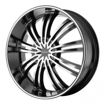 KMC Spider Wheels