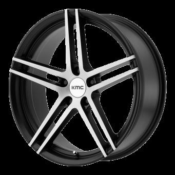 KMC Monophonic Wheels