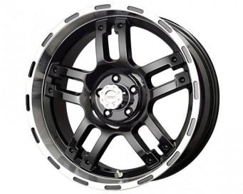Liquid Metal Rhino Wheels