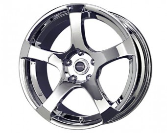 Liquid Metal Static Wheels