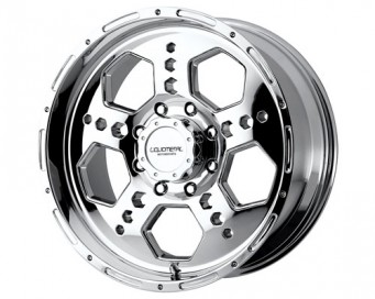 Liquid Metal Gatlin Wheels