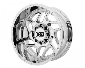 XD Series XD836 Fury Wheels