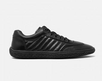 Pistone X - Triple Black Leather