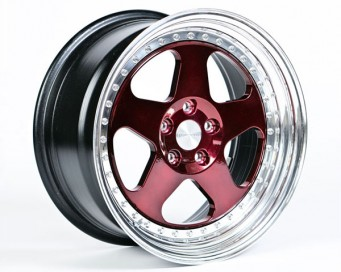 Rotiform Forged 3-Piece Race Wheels