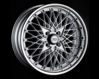 SSR Formula Mesh Wheels