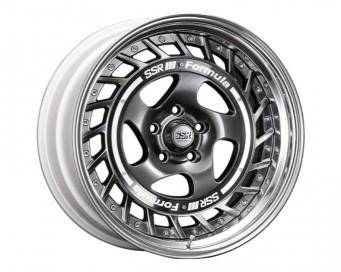 SSR Formula Aero Spoke Wheels