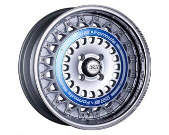 SSR Formula Aero Mesh Wheels