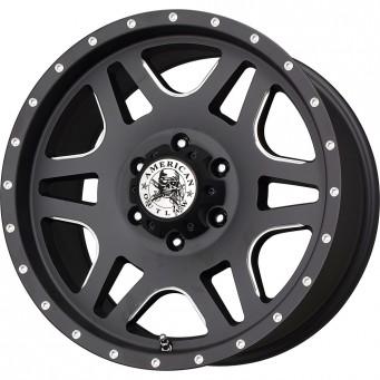 American Outlaw Marshal Wheels