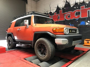 Toyota FJ Cruiser Aftermarket & OEM Replacement Parts