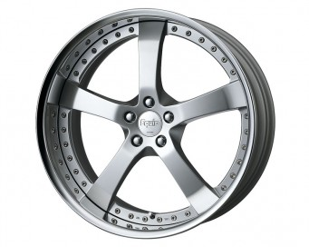 Work Equip E05 Wheels