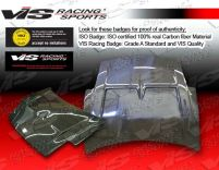 VIS Racing Carbon Fiber Monster Hood Mitsubishi Eclipse 3G 00-05