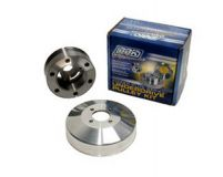 BBK 2 Piece SFI Underdrive Pulley Kit Ford Mustang 4.6L GT 05-10