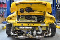 *Vivid Racing Complete Turbo Kit Porsche 996 Carrera 00-05 +130HP