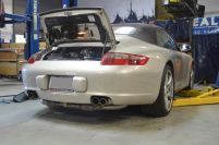 *Vivid Racing Complete Turbo Kit Porsche 997 Carrera 05-08 +130HP