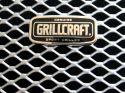 Grillcraft MX Series Silver Steel Grille Upper and Lower Insert Kit GMC Yukon Denali 2012