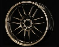 Volk Racing RE30 Hi-meta Bronze Wheel 19x9.0 5x120 BMW M3 E92 06-11