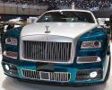Mansory LED Daytime Running and Fog Lights Rolls Royce Wraith 14-15