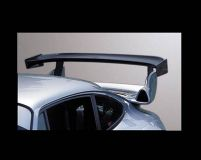 GruppeM Aerodynamics Carbon Banana Wing Extension Porsche 996 Carrera C2/C4 02-05