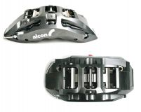 Alcon Superkit 360mm 6 Piston Front / 350mm 4 Piston Rear Brake Kit Nissan 370Z 09-13