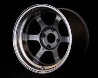 Volk Racing TE37V Wheel 17x10.5 4x114.3 80mm Rim