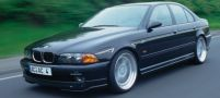 AC Schnitzer Front Add-on Lip Spoiler BMW 5 Series E39 96-8/00