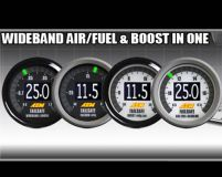 AEM Electronics Wideband Failsafe Gauge