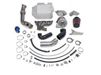 AMS Performance 950XP Turbo Kit with Vented Wastegate Mitsubishi Evolution X 08-14
