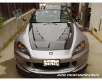 APR Carbon Fiber Wind Splitter w/ Lip Honda S2000 AP2 04-09