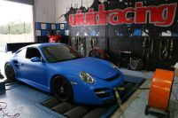 Vivid Racing Porsche Upgrade VR825 Horsepower Turbo Kit Porsche 997 Turbo 07-09